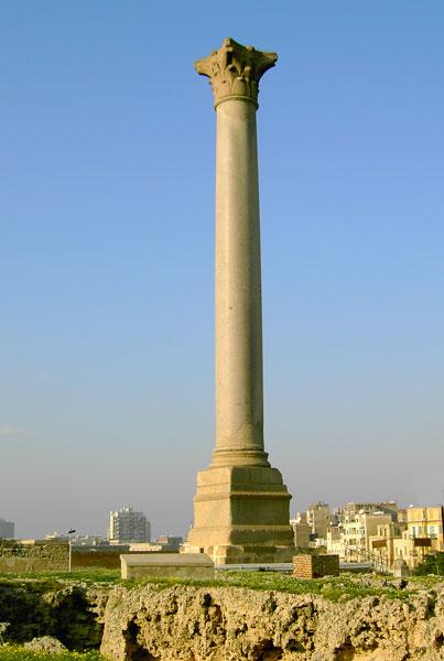 Alexandrie porte de l 39 egypte for Porte grecque