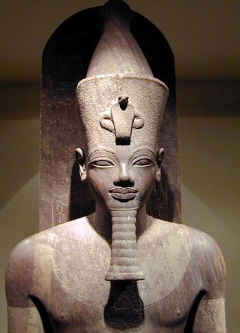 Le Pharaon - François Coppée Amenophis-III-Louxor-2